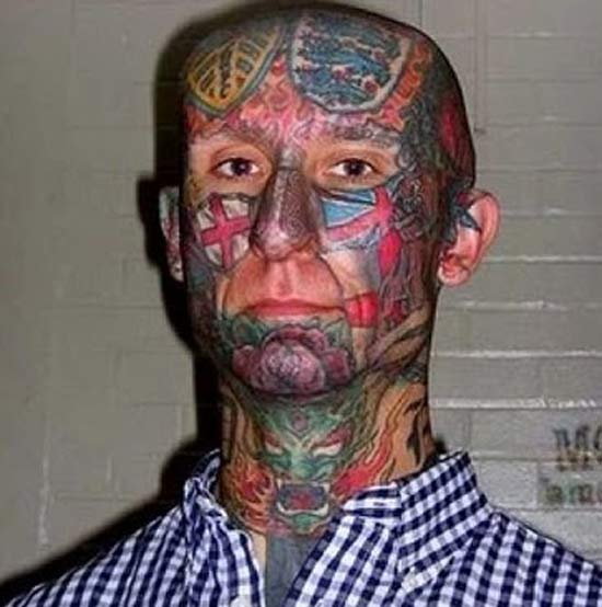 14 of the Worst Tattoos to Shake Your Head At | Team Jimmy Joe