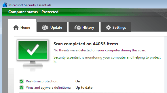 What Ms Security Essentials