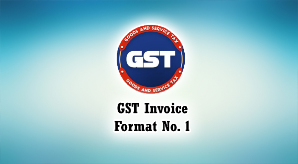 GST Invoice Format in Excel  Word  PDF and JPEG  Format No  5  GST Invoice Format in Excel  Word  PDF and JPEG  Format No  1