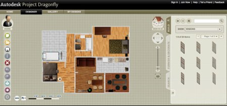 AutoDesk DragonFly   Online Home Design Software autodesk dragonfly   free online home design software