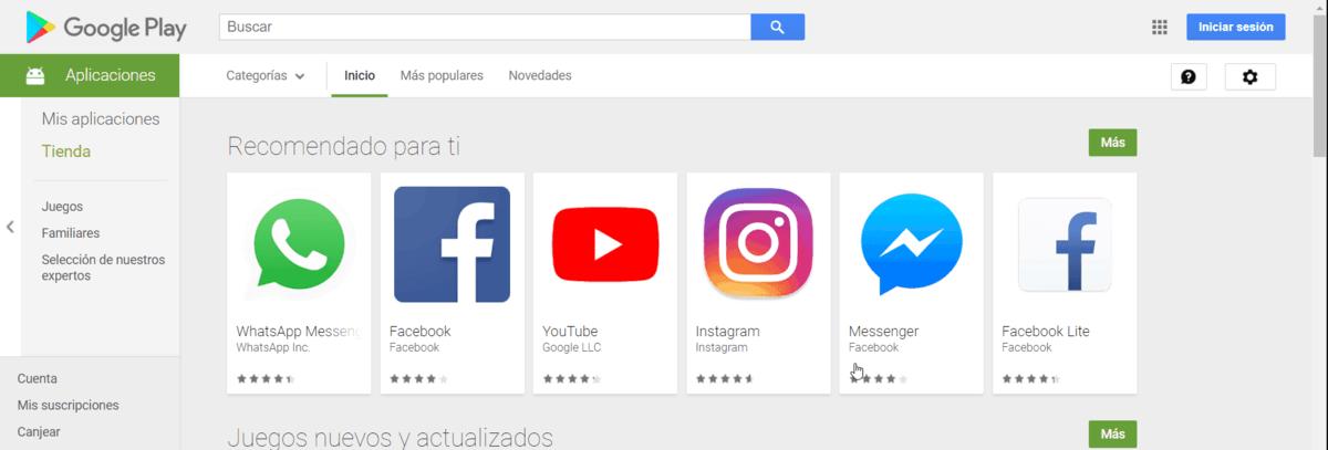 Google Play gratis Descargar Google Play Tienda Google