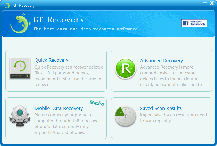 gt recovery