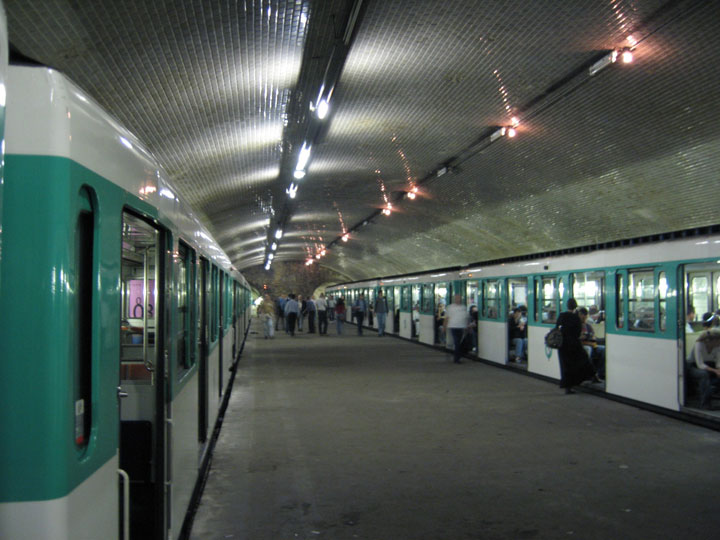 Visit The Abandoned Ghost Metro Stations Of Paris  Photo Gallery  Station Porte Molitor Visit The Amazing Abandoned Ghost Metro Stations Of  Paris 11