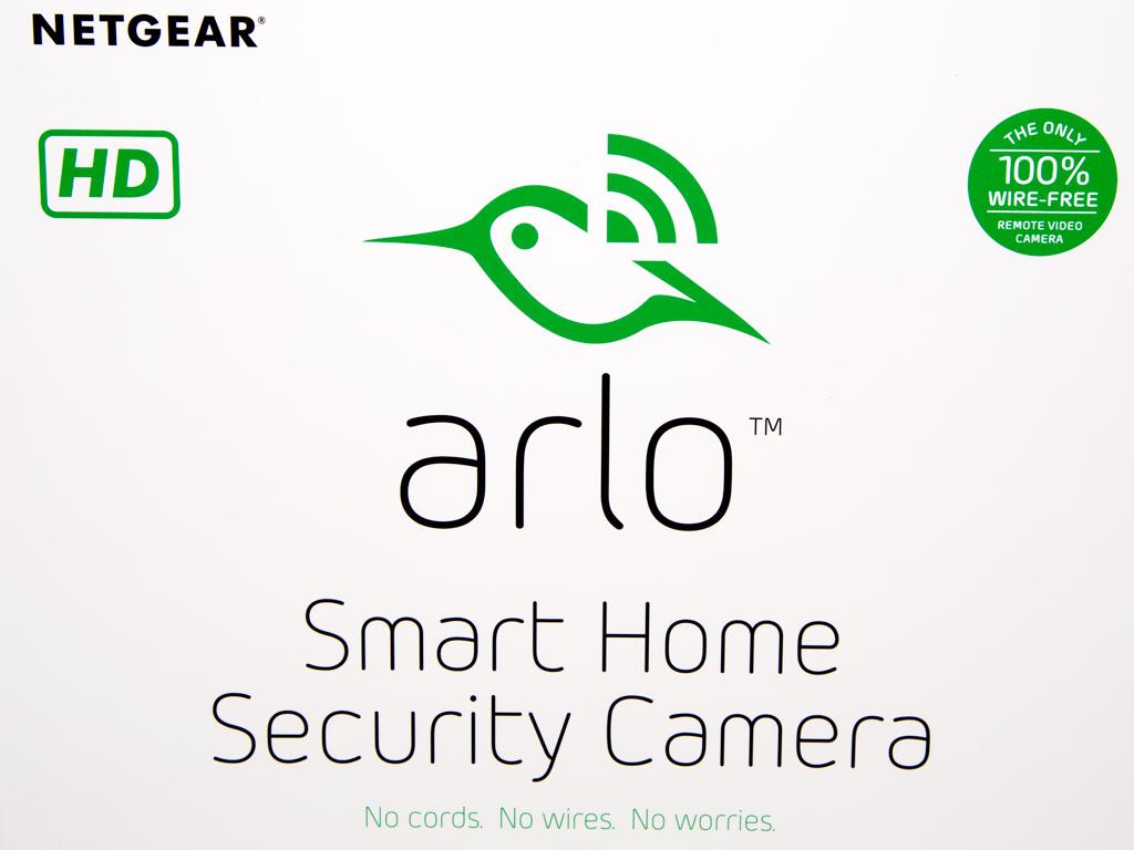Weatherproof Security Camera