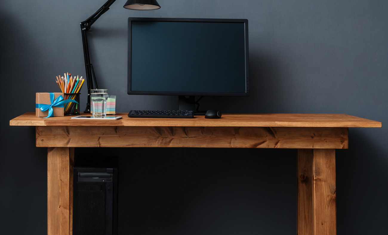 25 Cheap Computer desks under  100 in 2018   Tech Siting 25 Cheap Computer desks under  100 in 2018