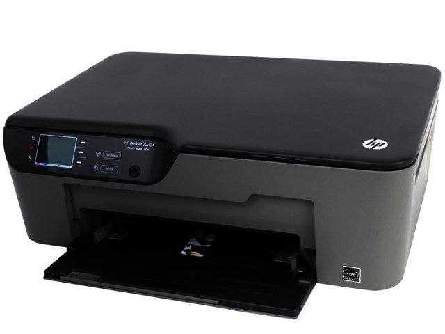 Review Hp Deskjet 3070a