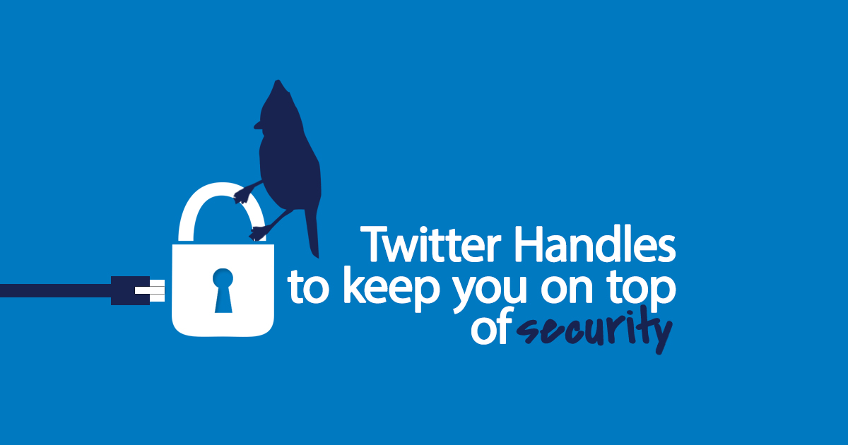Security Equipment Twitter