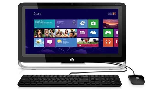 Hp All One Pc Ips