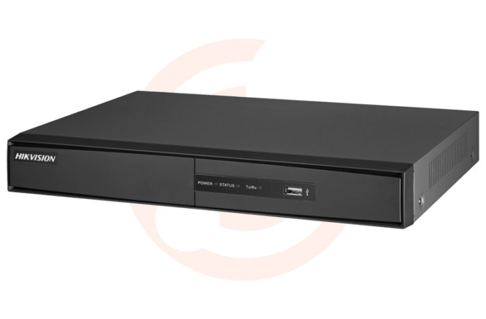 1080P 4-Channel Hybrid Turbo HD/Analog DVR