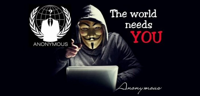 This is how you can join Anonymous hacktivist group » TechWorm