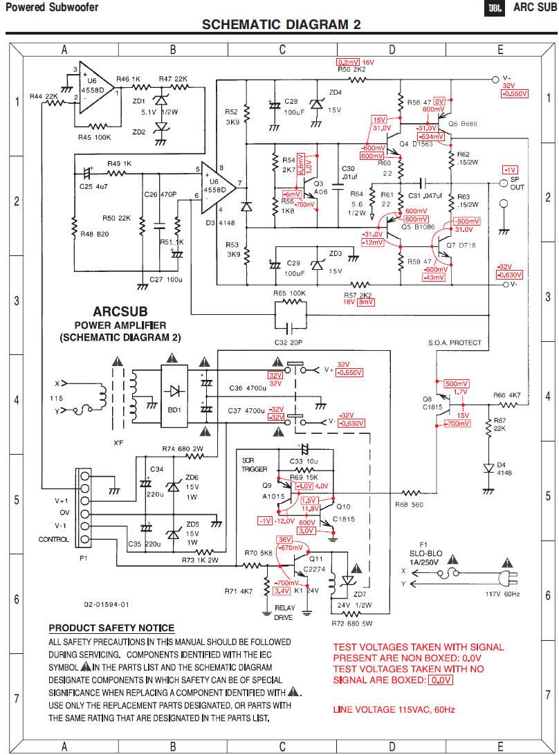 Rockford Fosgate Wiring Schematics