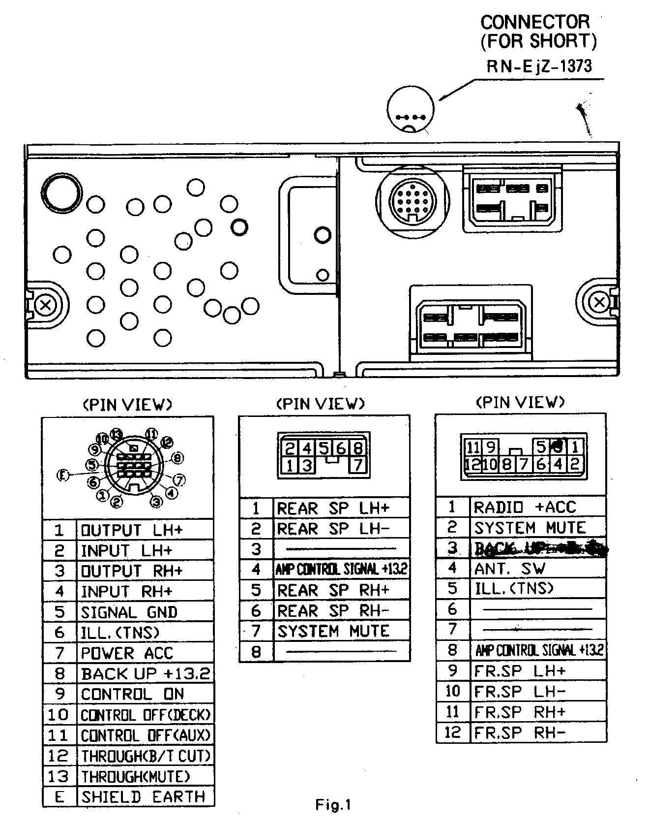 1997 mazda wiring diagram
