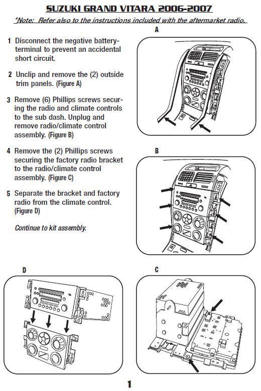 1 5 Diagram Wiring Amplifier Car