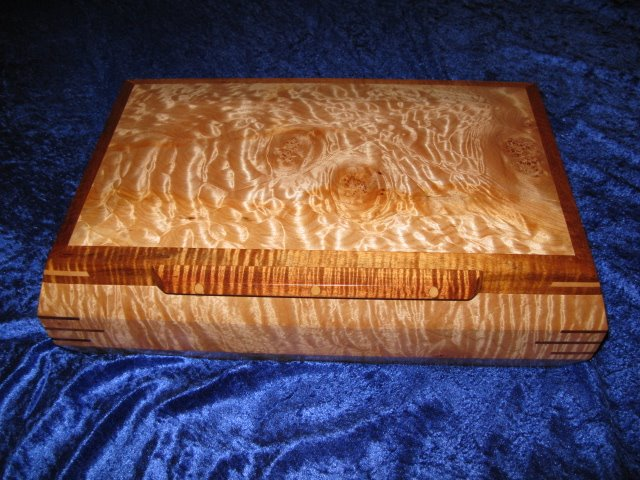 Maple Quilted Tropical Exotic Hardwoods