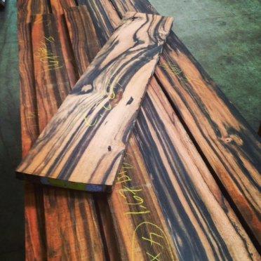 4 4 Macassar Ebony Lumber Bf Price Tropical Exotic