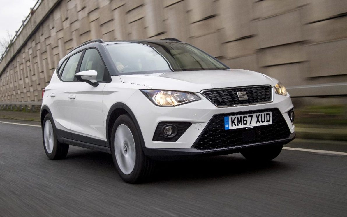 Seat Arona Review Supermini Sized Spanish Suv Scores Superbly