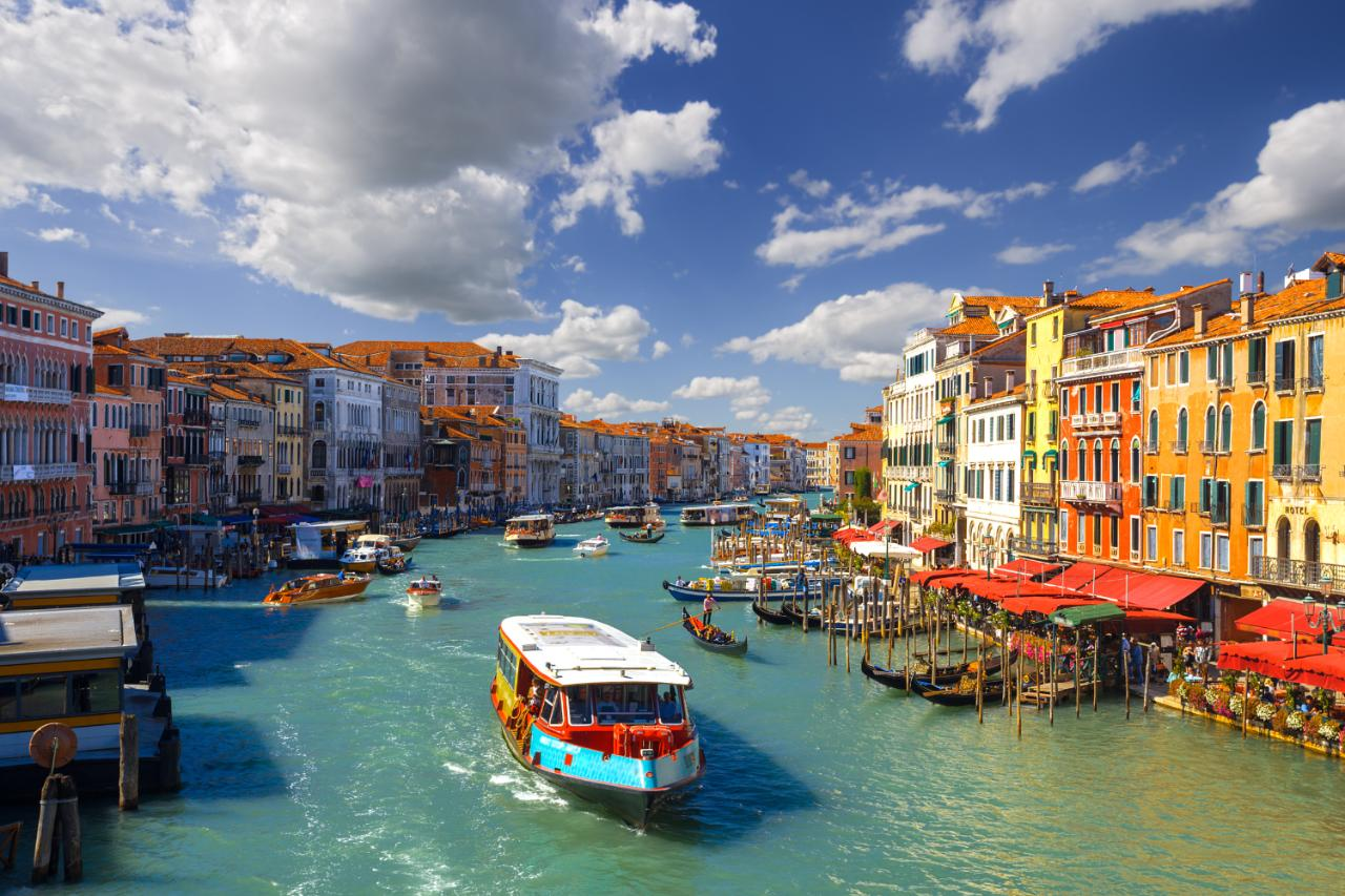 How to see the wonders of Venice - for £5.50