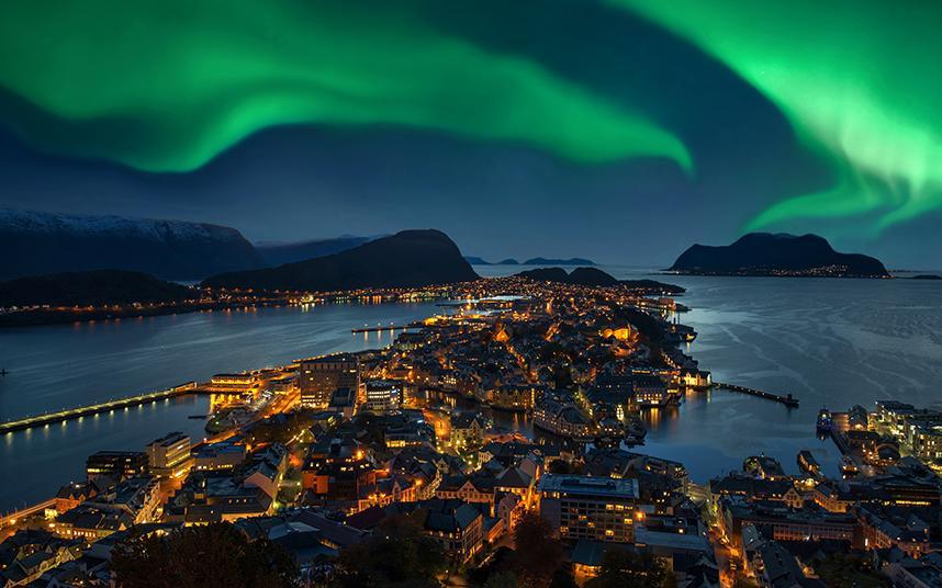 2017 Aurora Borealis Iceland