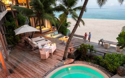 North Island Hotel Review, Seychelles | Travel