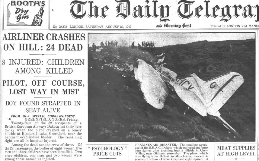Smith Family Plane Crash