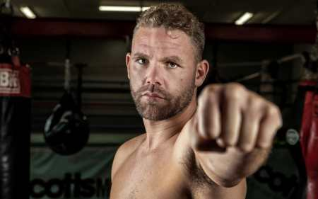 Disgraced Billy Joe Saunders Launches Fight Of His Life For A Future In The  Ring