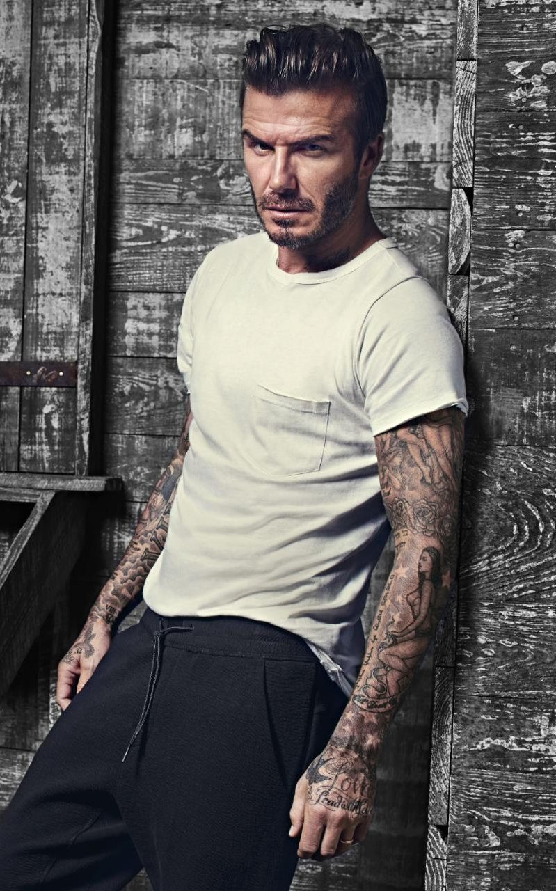 David Beckham's new Bodywear collection for H&M proves he ...