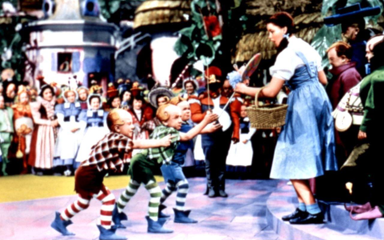 Garland Oz Judy Wizard Set