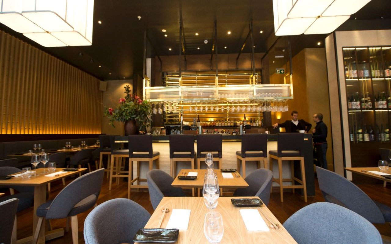 Top Japanese Restaurants London