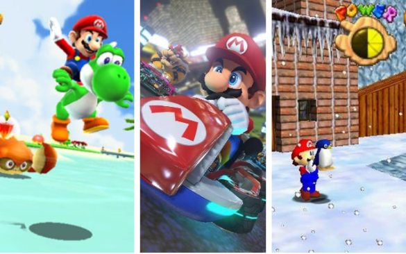 The best Super Mario games in history   Gaming Super Mario Ranked