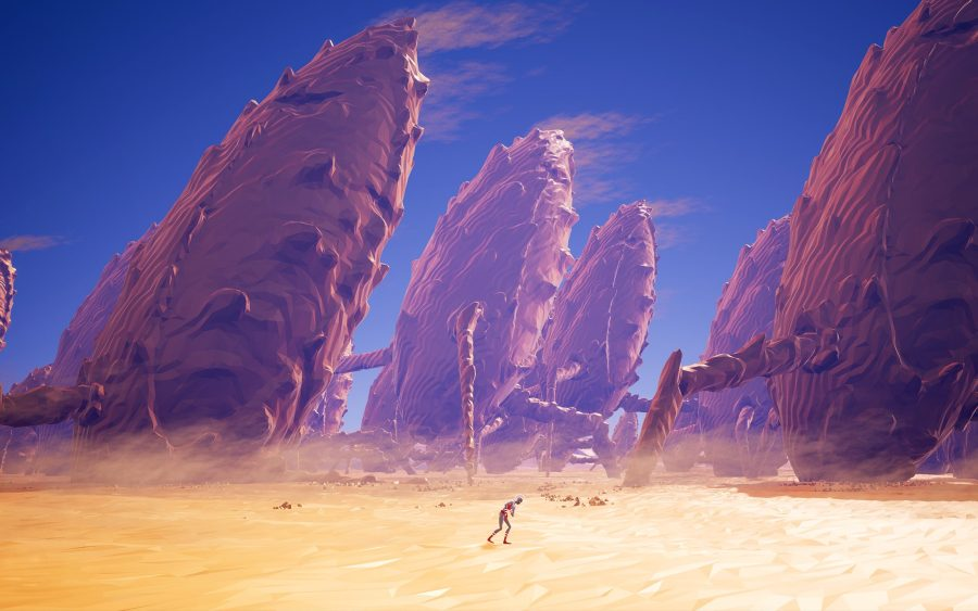 The art of Planet Alpha  How beautiful visuals are powering this     Planet Alpha game