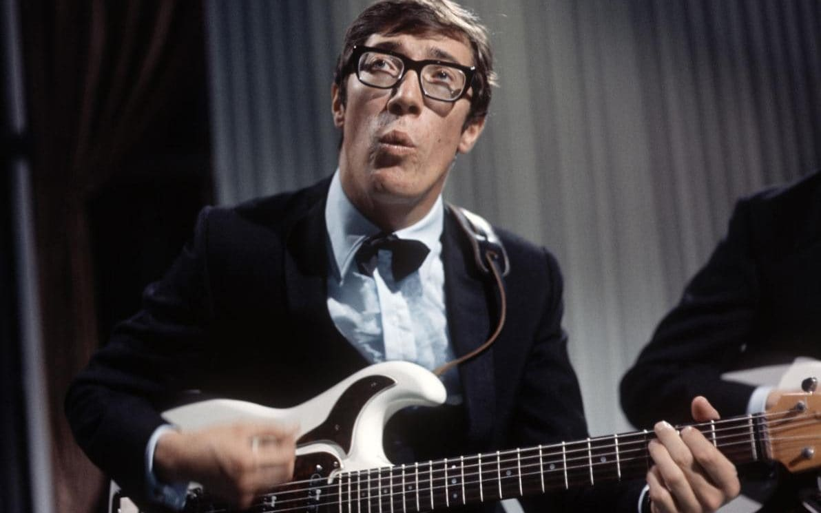 Hank Marvin: 'When we started out we couldn't afford food ...