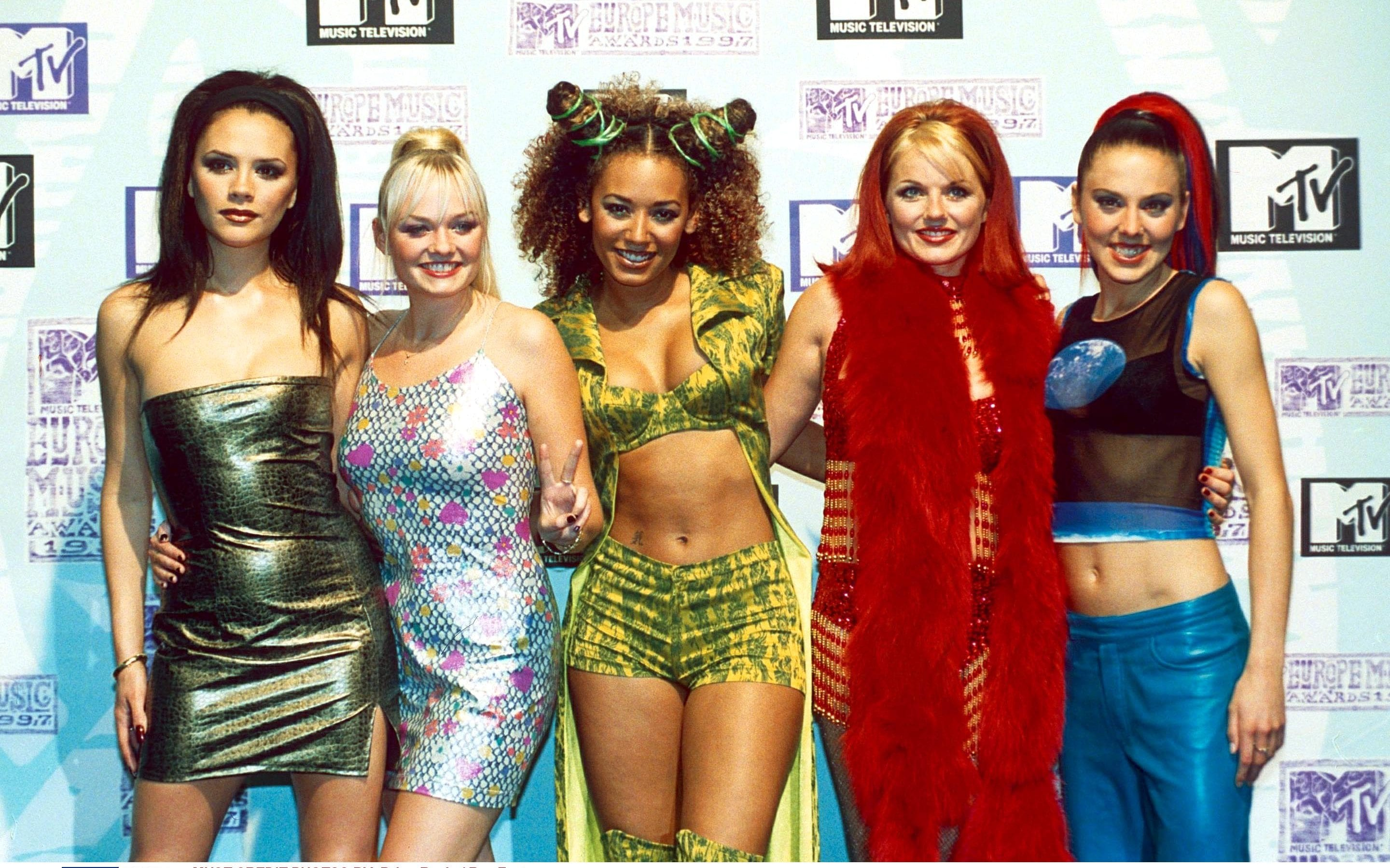 Mel B   The Spice Girls will be doing something at some point  The Spice Girls in 1997