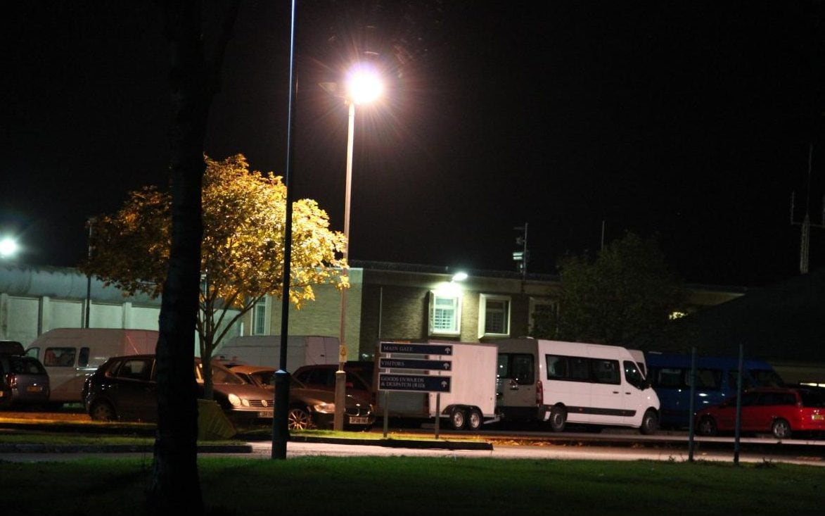 Hmp Long Lartin Riot Squad Called In As Prison Staff