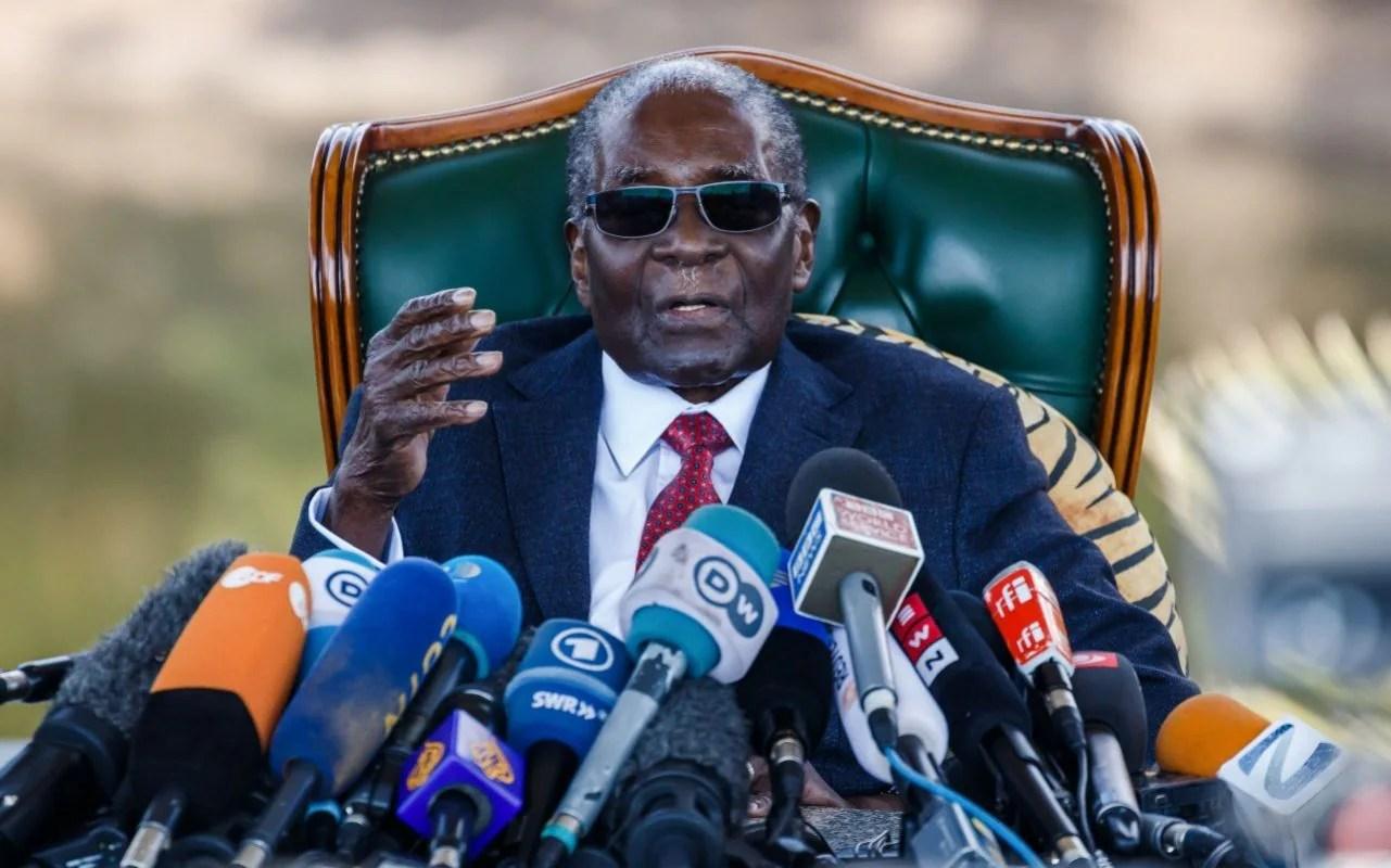 Zimbabwe's Robert Mugabe unable to walk, seeking treatment ...