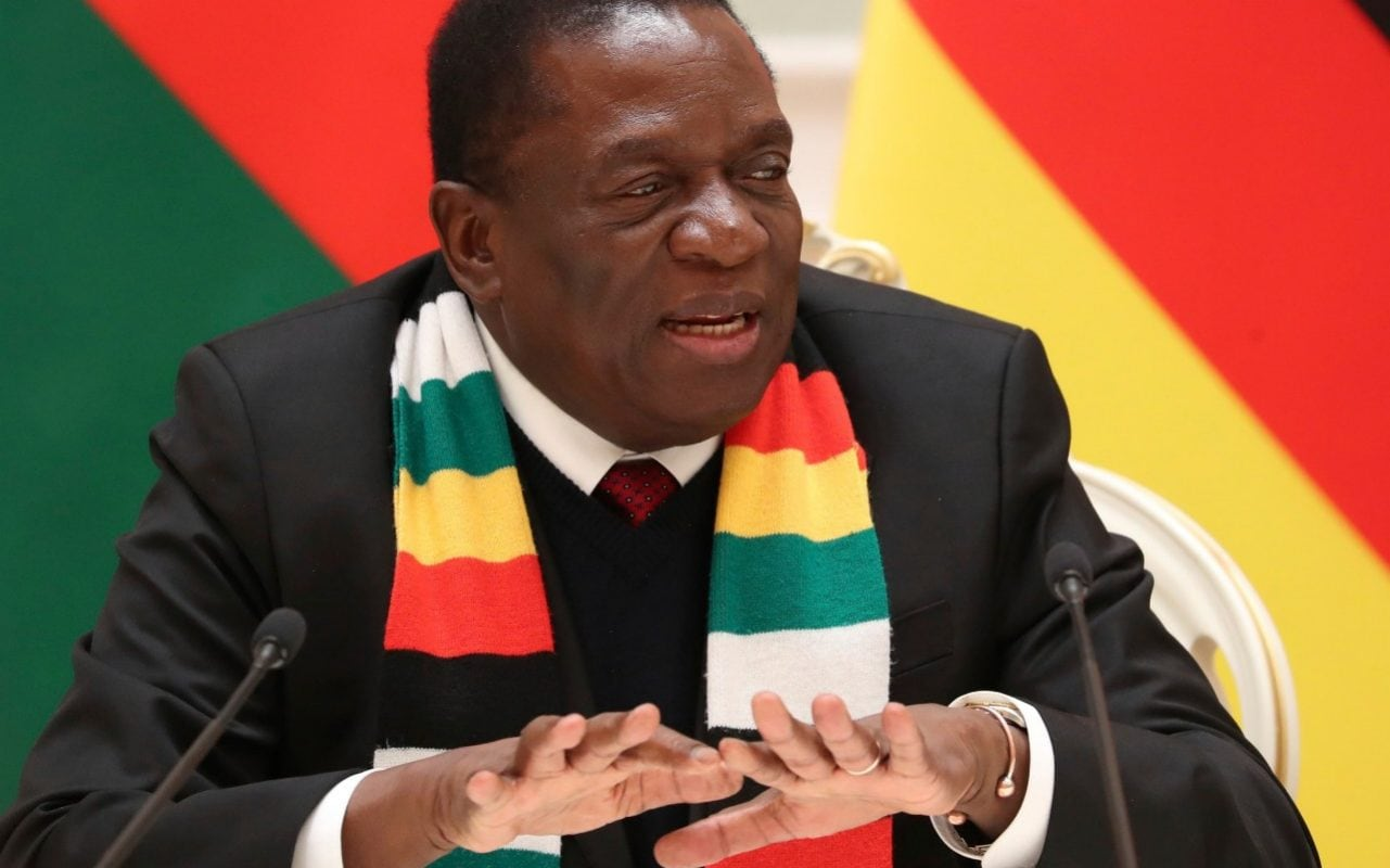 Emmerson Mnangagwa says 'heads will roll' after brutal ...