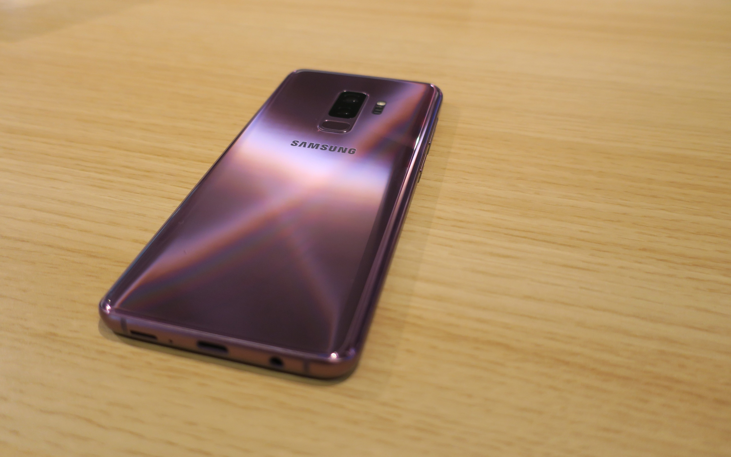Samsung Galaxy S9: First impressions with the iPhone X ...