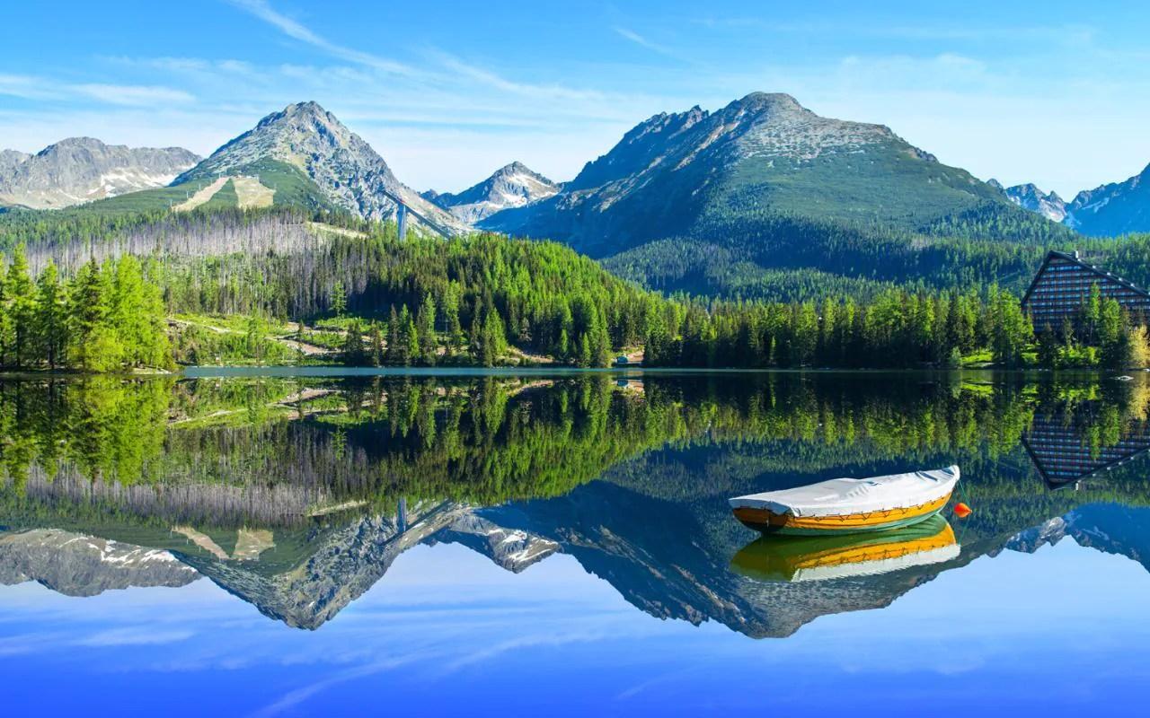 Explore Slovakia S Stunning Tatras