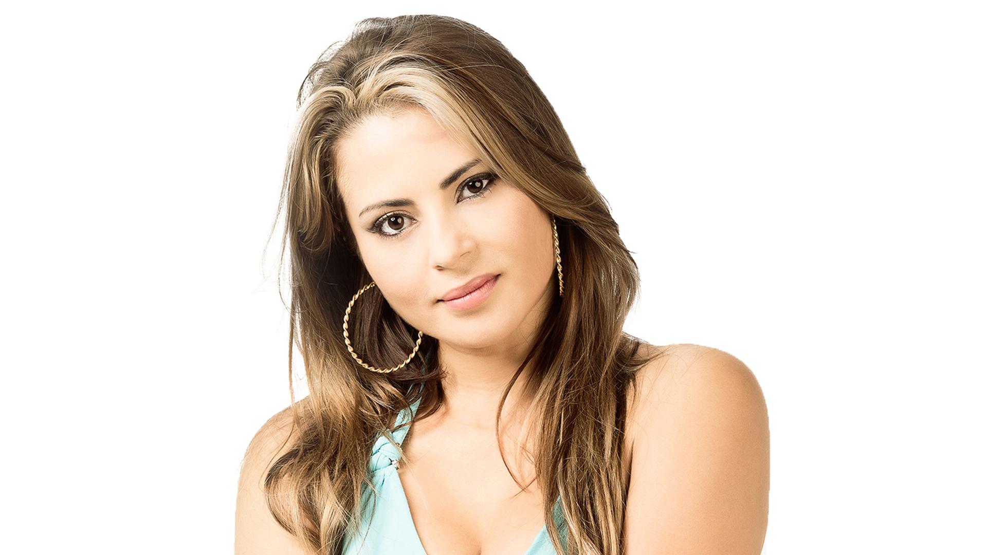 Stefania Gomez Sin Senos No Hay Paraiso