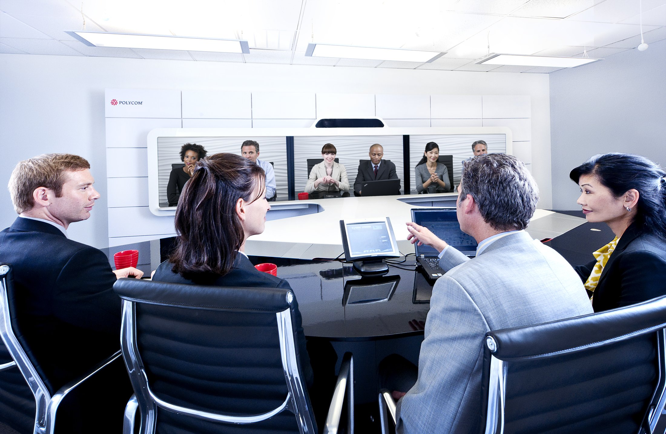 Polycom Launches Otx 300 New Modular Group Telepresence