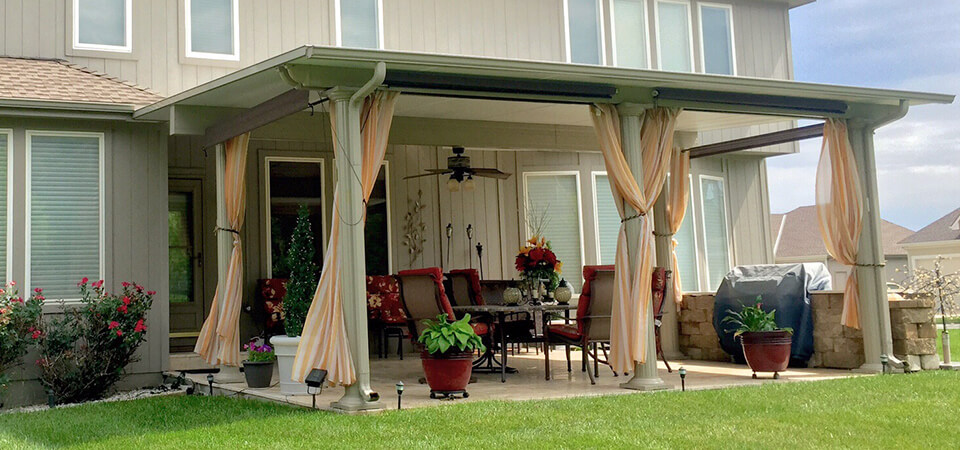Patio Covers   Carport Covers
