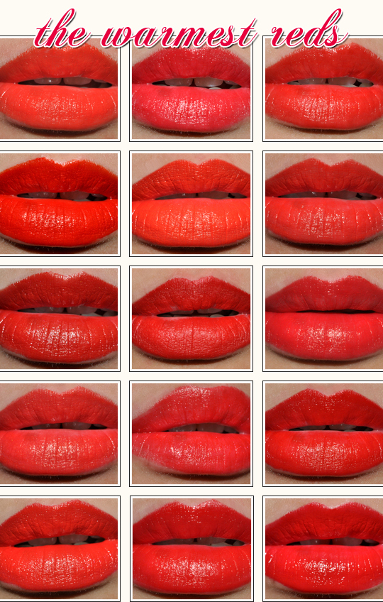 Russian Lip Mac Gloss Red