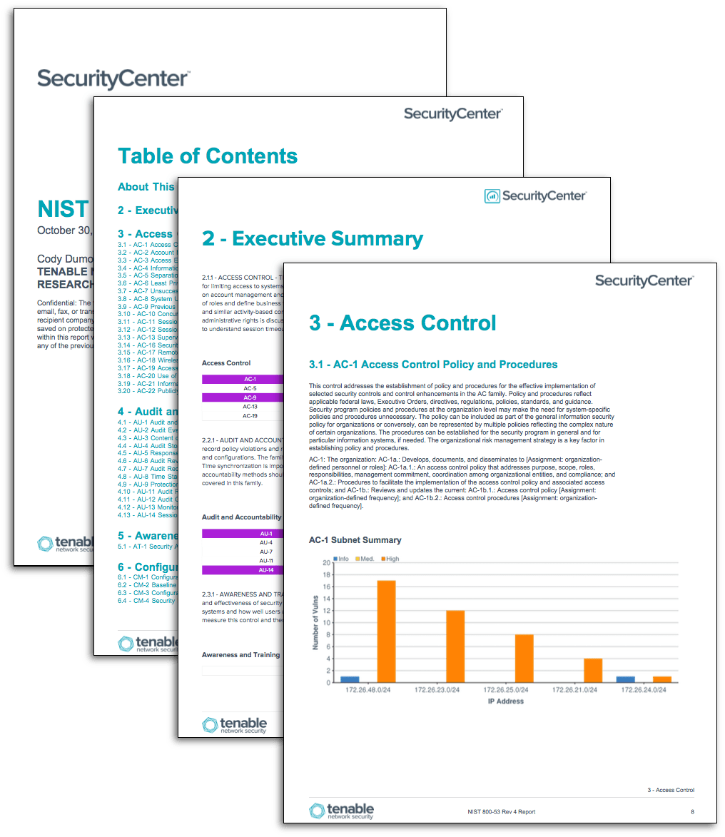 Information Security Policy Template Nist