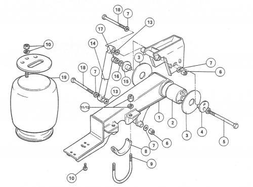 Mack Ch600 Truck Wiring Diagram