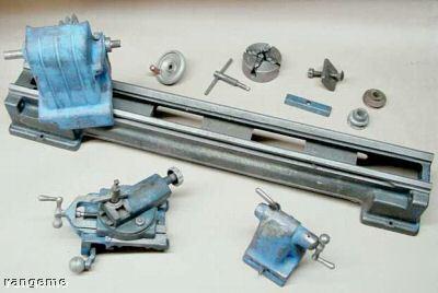 Sears Craftsman Quot Dunlap Quot 6x18 Benchtop Lathe 109 0702