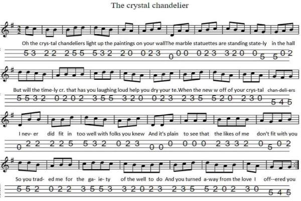 crystal chandeliers by charley pride # 40
