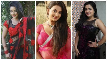 10 Most Hot & Beautiful Bhojpuri Actressess