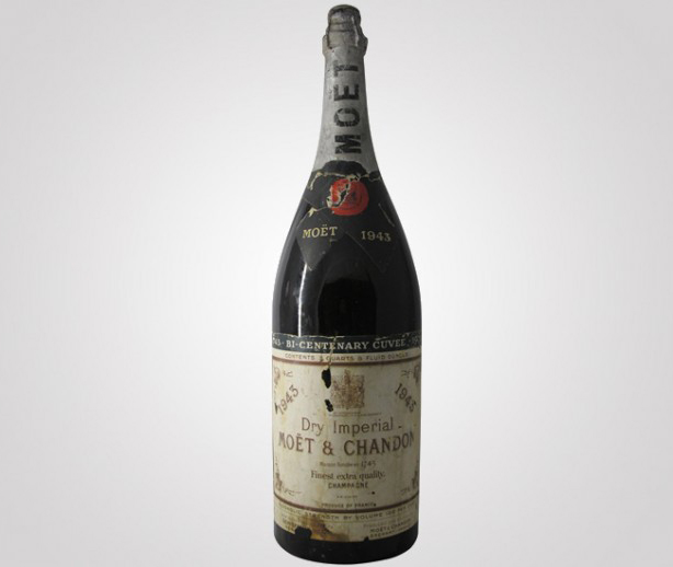 MOET & CHANDON BICENTENARY CUVEE DRY IMPERIAL 1943
