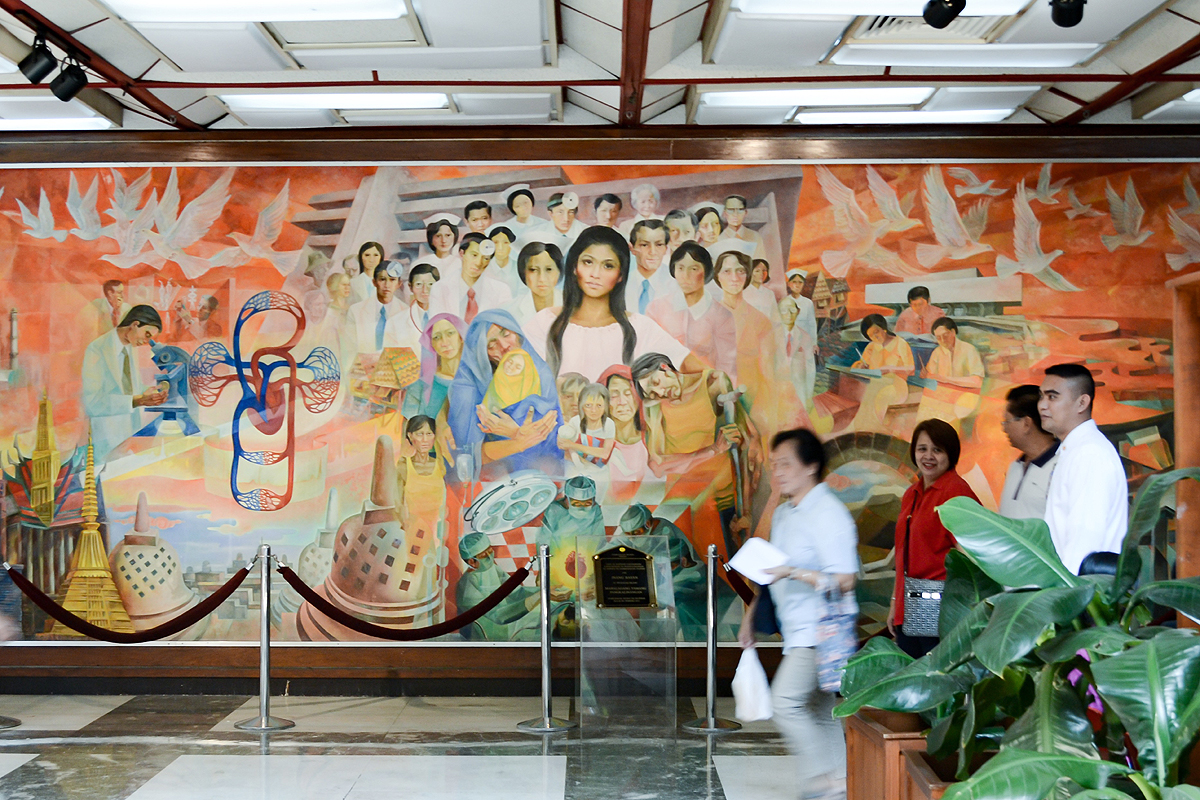 Vicente Manansala: Tracing the works of a National Artist ...