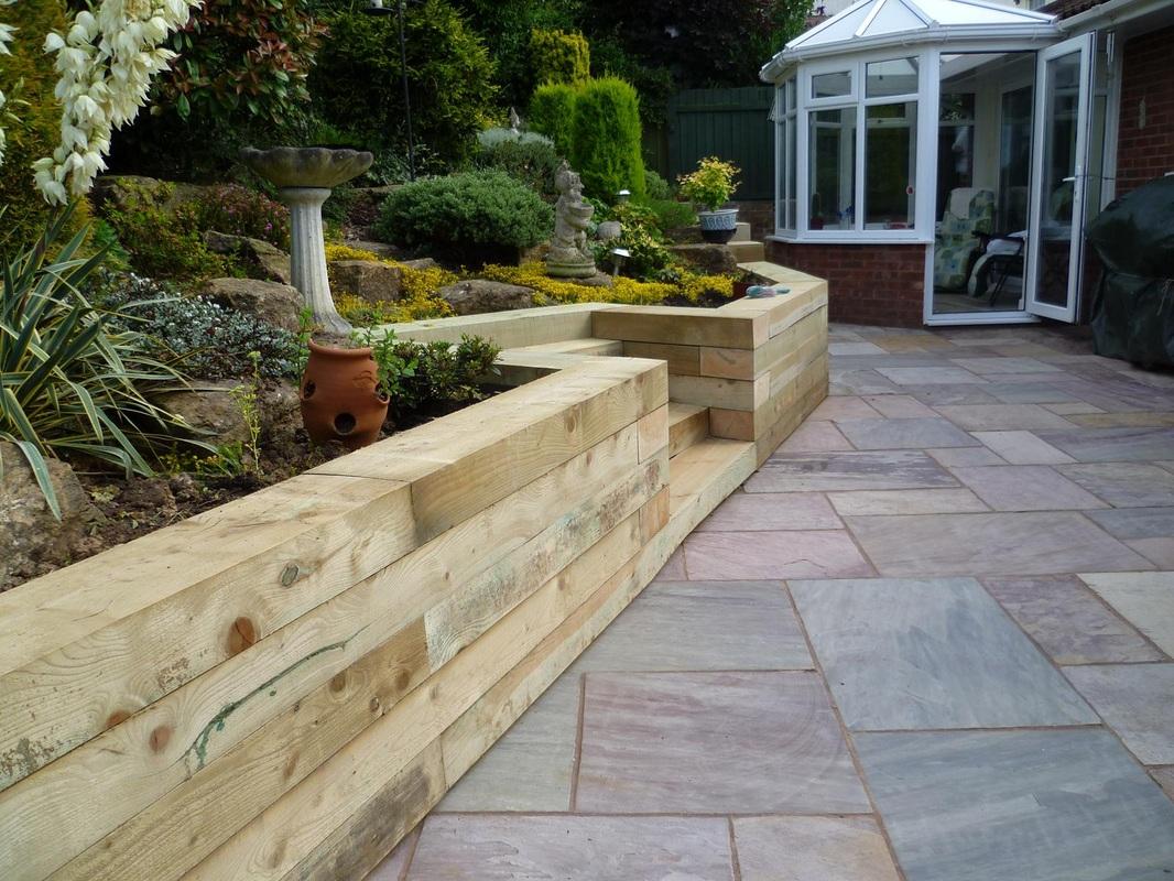 How Build Garden Retaining Wall Uk