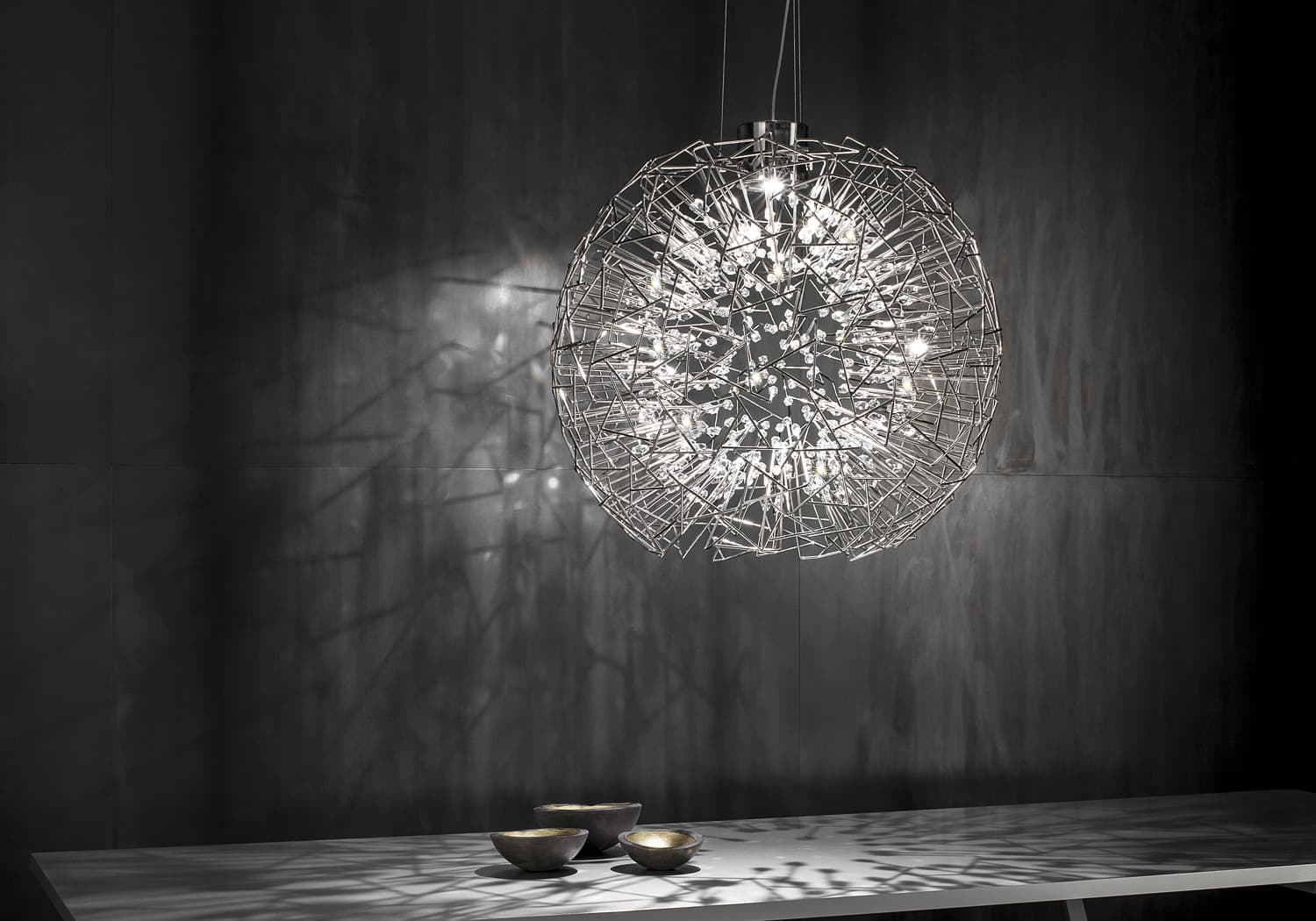 Metal Ceiling Pendant Light